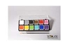 Wolfe Hydrocolor Make-Up 12 Essenti Colors Palette
