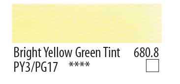 Panpastel Bright Yellow Green Tint