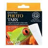 Lineco Acid Free Photo Tabs