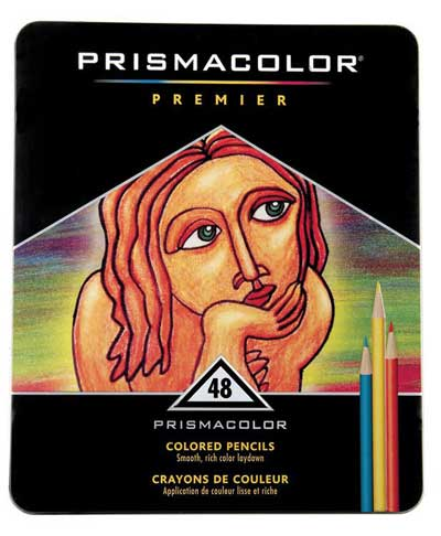 Prismacolor Color Pencil Sets