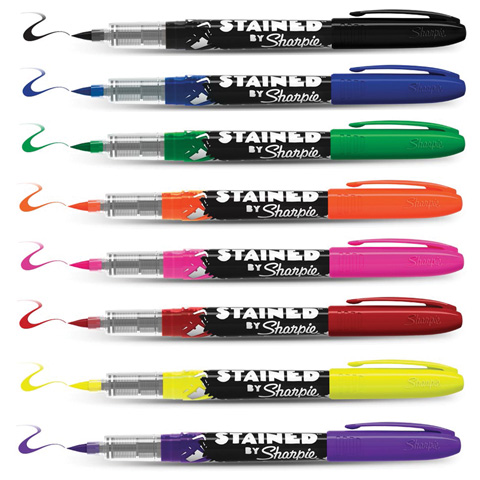 Sharpie Stained Fabric Markers 8pc set