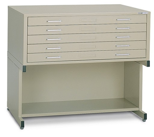 Mayline High Base For 50 Inch C Flat File Sand
