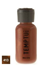 Temptu Pro Dura Ink 413 Copper Effects 16 oz