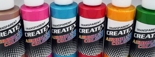 Createx Airbrush Colors 2oz