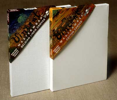20X30 Vincent Canvas Unprimed #12 Cotton 5 Pack