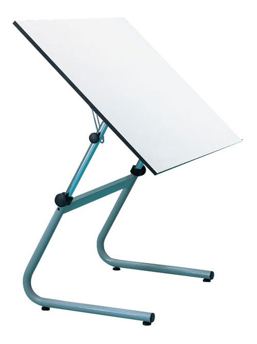 Alvin Drafting Table Vista Grey Base With 36X48 Top