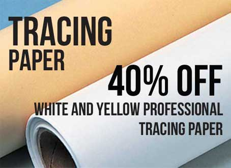 tracing paper on sale