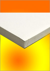 Flame Resistant Foam Board