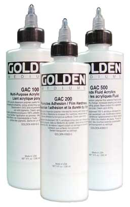 Golden  GAC-700 Acrylic 32oz