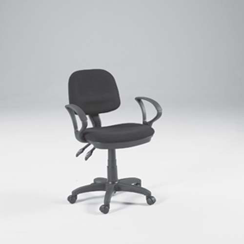 Vesuvio Drafting Height Seating in Black