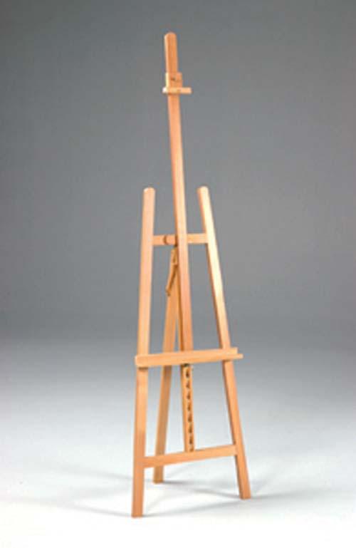 Wood Easel Design