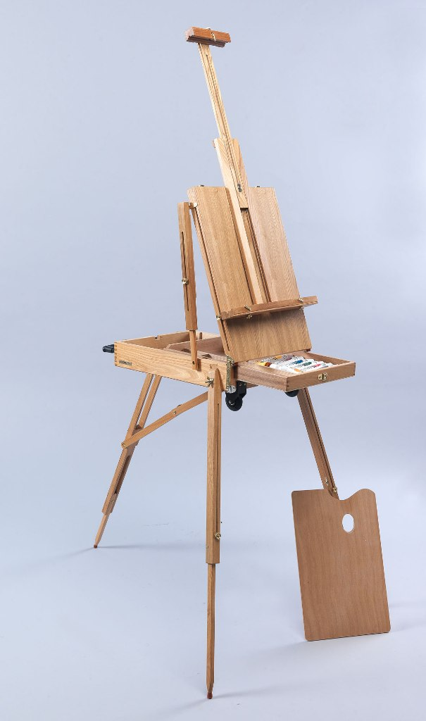 Martin Rolling Rivera  Full Size  French Sketch Box Easel