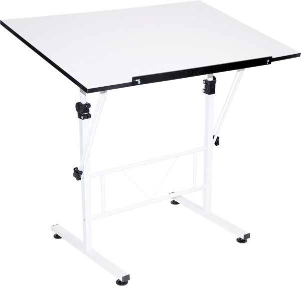 "Smart Drawing Table With 24"" X 36"" Top"