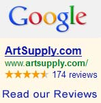 read artsupply.com google reviews