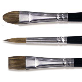 Richeson Sable Brushes