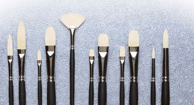 Signature Bristle Brushes