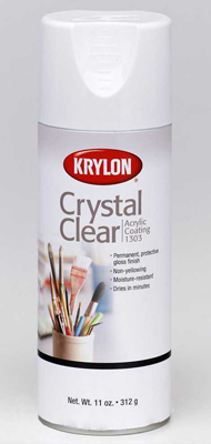 Crystal Clear Fine Spray 6oz