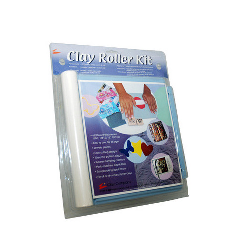 Hearty Clay Roller Kit