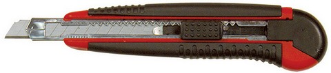Excel Light Duty Soft Handle Snap Blade Knife