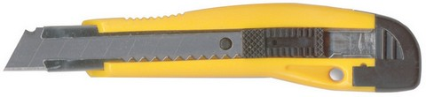 Excel Heavy Duty Plastic Snap Blade Knife