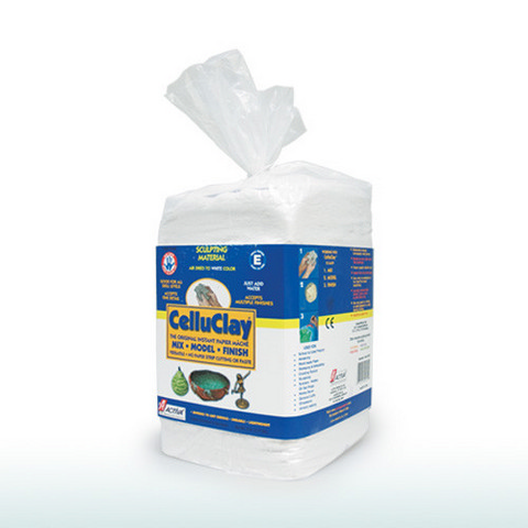 Celluclay Ii White 5Lb
