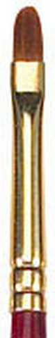 Princeton Legacy Best Synthetic Sable Long Handle Filbert 12