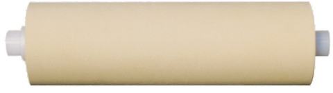 Pop-In Soft Rubber Replacement Roller 4 Inch