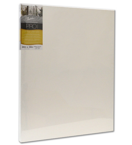 Fredrix Pro Series Ultimate 20oz. Stretched Canvas 48X60 1-3/8 Bar
