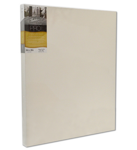 Fredrix Pro Series Ultimate 20oz. Stretched Canvas 48X60 2-1/4 Bar