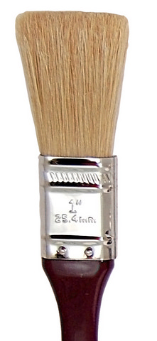 Princeton Bristle Gesso Brush 1 Inch