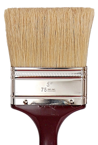 Princeton Bristle Gesso Brush 3 Inch