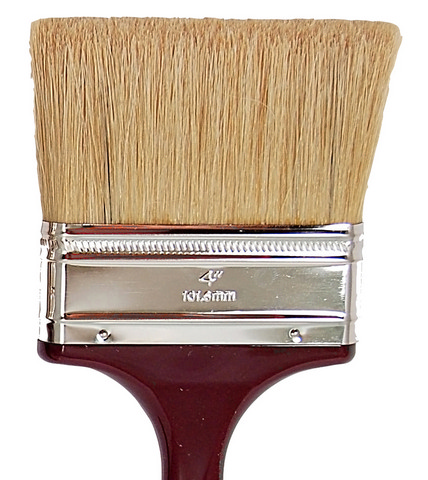 Princeton Bristle Gesso Brush 4 Inch