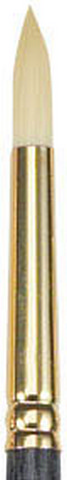 Princeton Dakota Best Synthetic Bristle Long Handle Round 8