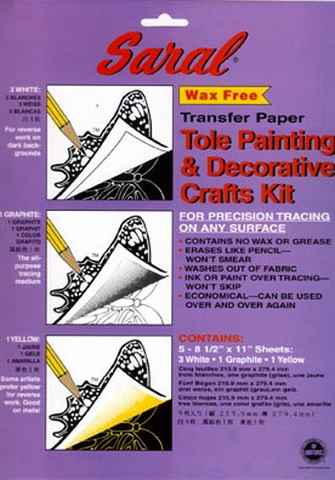Saral Tole & Craft Kit