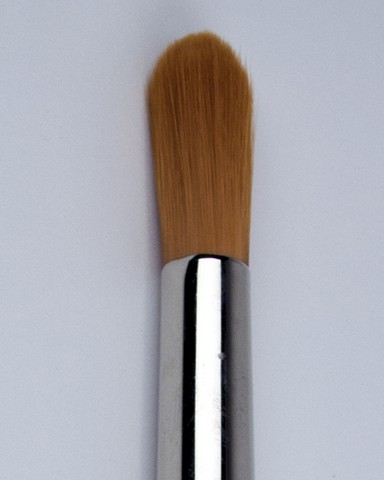 Silver Brush Silver Jumbo Golden Synthetic Bristle