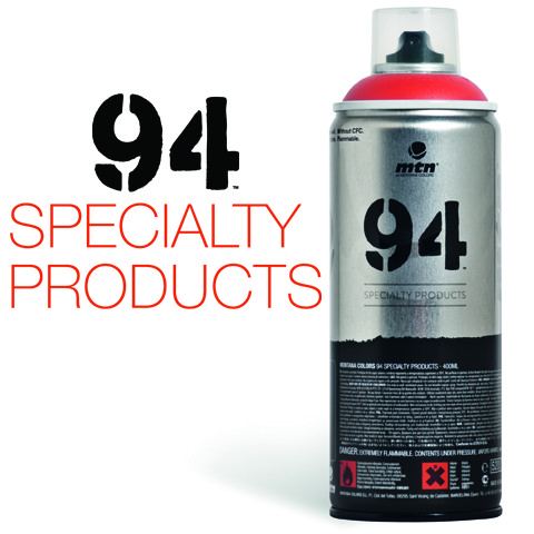 Specialty 400ml Chalk Negro - Black