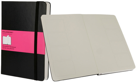 Moleskine Storyboard Notebooks