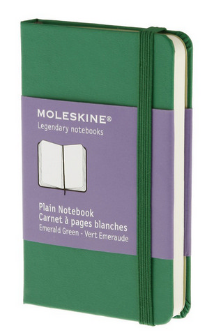 Moleskine Plain Hard Cover Books
