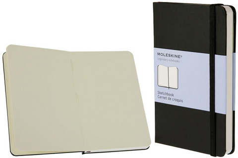 Moleskine Sketch Books