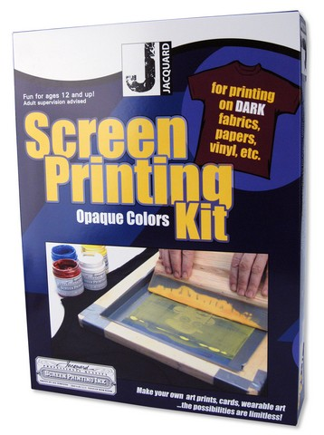 Screen Printing Ink Opaque Kit