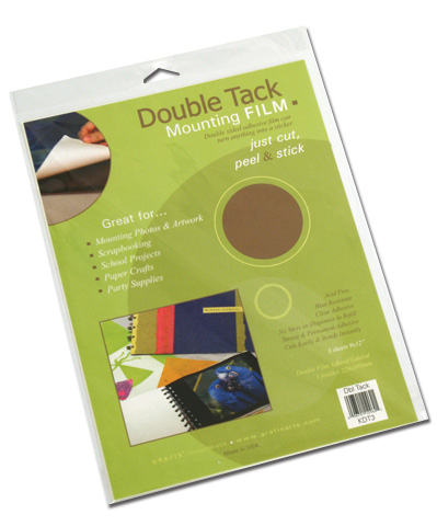 Archival Double Tack 9X12 12 Pack