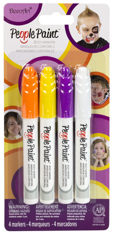 People Paint 4Pc Multipack Set 1