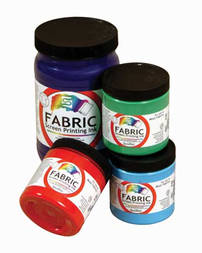 Speedball Silk Screen Printing Ink For Fabric