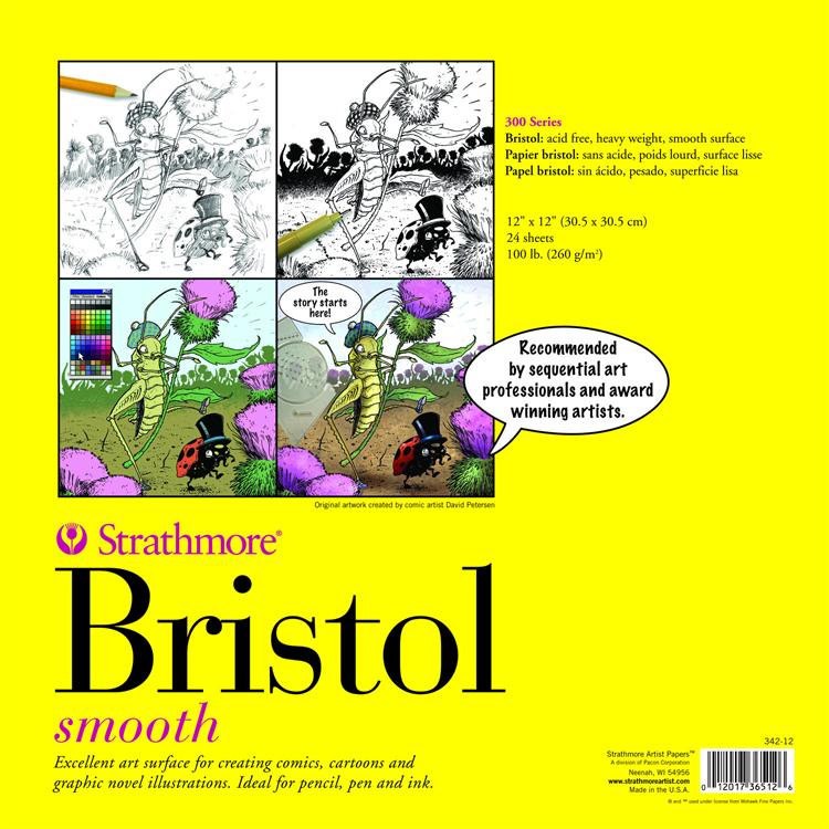 comic art paper