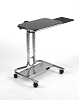 Calico Laptop Cart with mouse pad Chrome Black