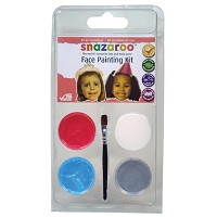 Snazaroo Face Painting Theme Mini Clam Pack - Princess