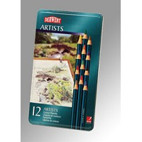 24 Set Derwent Graphic Pencils