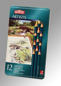 12 set Derwent technical pencils