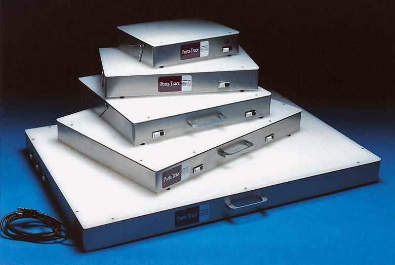 Porta-Trace Light Boxes