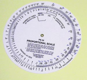 Proportional Wheels Scales